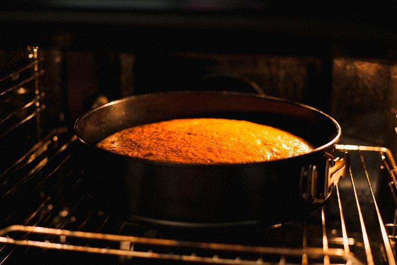 preparar bizcocho